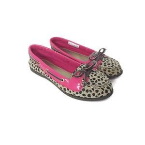 Sperry Top-Sider Audrey Girls Leather Boat Shoe